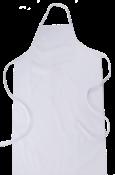Avental Pvc Forro Branco 1,20x0,70 4480 301