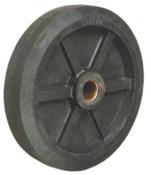 Inativo - Roda Carrinho Armazém Maciço 8-150kg 4785 205125110