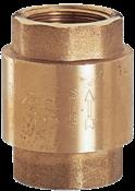 Válvula Retenção Vertical Importada   3/4 4892 RMD-R150B