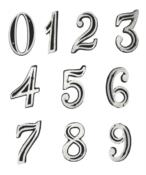 Número Casa Alumínio Altura 10 Cm 7 5013 07