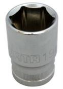 """Soquete Estriado Enc 1/2"""" 11mm 5071 ST13602SC"""