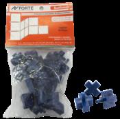 Espaçador Azulejo Reutilizável Pacote Com 50 Unidades 5248 3MM