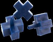 Espaçador Azulejo Reutilizável Pacote Com 24 Unidades 8mm 5250 8MM