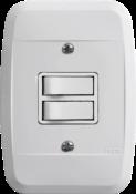 Interruptor Embutir 2 Teclas Simples 5278 42100