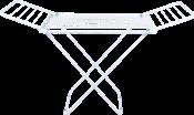 Varal Móvel Chão Com Abas Slim 5348 6105
