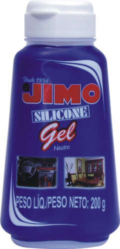 Jimo Silicone Gel Bisnaga  200ml Neutro 5513 12148