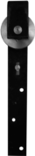 Roldana Fer 2.1/2x15mm Porta Correr Chapa Reta Com Rolamento 5562 001365.000-1
