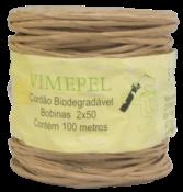 Cordao Biodegradável Bobina Vimepel 2x50 5648 120203102