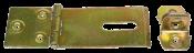 "Dobradiça Porta Cadeado Bicromatizada 3,5"" 565 32135"