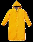 Capa Chuva Amarela Com Mangas Com Forro Bp G 5650 212
