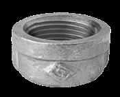 Cap Ferro Galvanizado    1.1/2 5715 CG301g