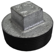 Plug Ferro Galvanizado     2.1/2 5724 CG290i