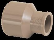 Bucha Marrom Redução Longa 50x25mm 1083 0371