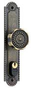 Fechadura Externa Porta Ferro Colonial 5775 96001