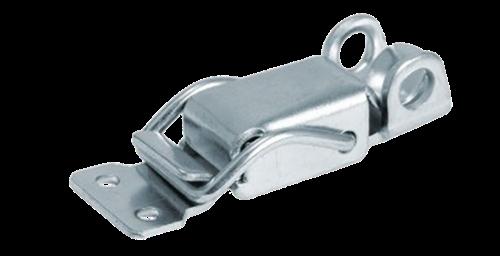 Conjunto Fecho Rápido Porta Cadeado  Zinco Branco 5787 FA3/EI