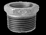 "Bucha Ferro Galvanizada Redução BsP-Z2    1""x3/4"" 5789 CG241h"