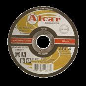 Disco Corte Metal/inox AbF-4 F18 115,0x1,0 5820 DC0RN0150