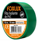 Fita Isolante Verde 10m 5948 10.14/10M