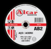 "Disco Corte Ferro 2 Telas AB-2 F7 9"" 5997 DC0RN0006"