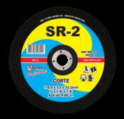 "Disco Corte Ferro 228,0x3,2x22,2 Sr2 9"" 10851 DC0RN0028"