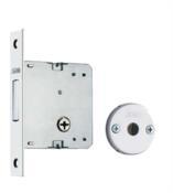 Fechadura Segurança Quadrada Inox 65mm - 1004 6364 1004-INOX