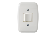 Interruptor 1 Tecla Interm (chave Cruz) 6439 42150