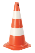 Cone Sinalização Laranja/branco 75cm 6520 700.01291