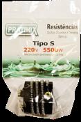 Resistência 220v 5500w Tipo Sintex 10895 SI0255