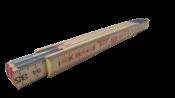 Escala Métrica Sueca Hultafors Cm/cm 6613 59-2M-12P