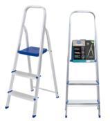 Escada Abrir Alumínio 3 Degraus Alt.1.050 6667 960519