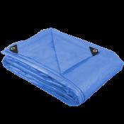 Lona Azul Polietileno 100mc 4x4 6736 421 01 005