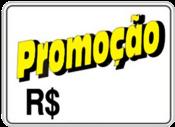 Placa Em Ps Sinal/adv - Promoção 15x20 6788 P-21