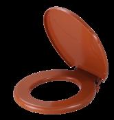 Assento Sanitário Premier Caramelo 7131 0681