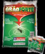 Isca Granulada Grão Forte Sulfonamida 10x50g 7167 110