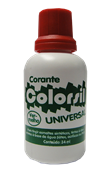 Corante Universal Colorsil Vermelho 7266 704.11