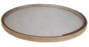 Peneira Arame Areia Malha 8 55cm 7306 55280/55CM