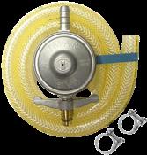 Regulador Gás  Completo Mangueira 0,8m Abs 7486 0505982
