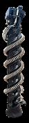 Resistência Hydra Eletrônica Star/nd/optima 7700w/220v 7697 3340.CO.011