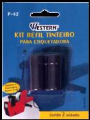 Refil Para Etiquetadora 2 Peças 7940 P-42/2PÇ