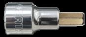 Soquete Bit Hexagonal 1/2x50mmx8mm 11024 ST24205SC