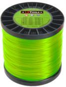 Linha Nylon Redonda +/- 860m Verde 1,6mm/2kg 8205 1,60MM/2KG