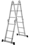 Escada Alumínio Multifuncional 3,37m 3x4 8367 AM0112D/3X4