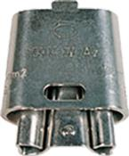 Conector Derivação Cunha Vermelho 25x10mm 8412 9499-CDC-III