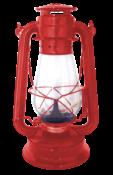 Lanterna Rural Querosene Vermelha 8418 255/VM