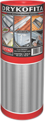 Fita Asfáltica Com Alumínio 45cmx10m 11101 45CMX10M