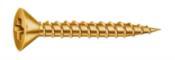Parafuso Chip Madeira Cabeça Chata Phillips Girofix 6,0x 80 8755 396834021