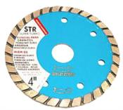 Disco Diamantado Corte Turbo Alto Rendimento 8763 STR/4