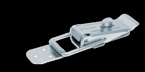 Conjunto Fecho Rápido Porta Cadeado  Zincado 8798 FD3/E6
