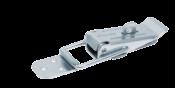 Conjunto Fecho Rápido Porta Cadeado  Zinco Branco 8798 FD3/E6
