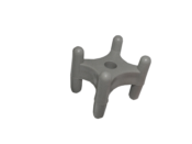Espaçador Tipo Cadeirinha Para Ferro Até 12,5mm 15x20mm 8894 EC-1520